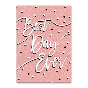 Best Day Ever greeting card Product