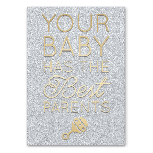 Best Parents Greeting Card Product