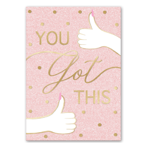 You Got This Greeting Card Product
