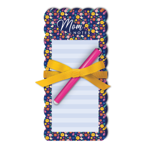 Mom Notes Die-Cut Notepad Product