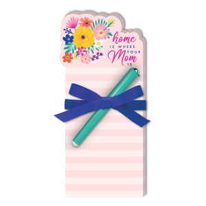 Home Mom Die-Cut Notepad Product